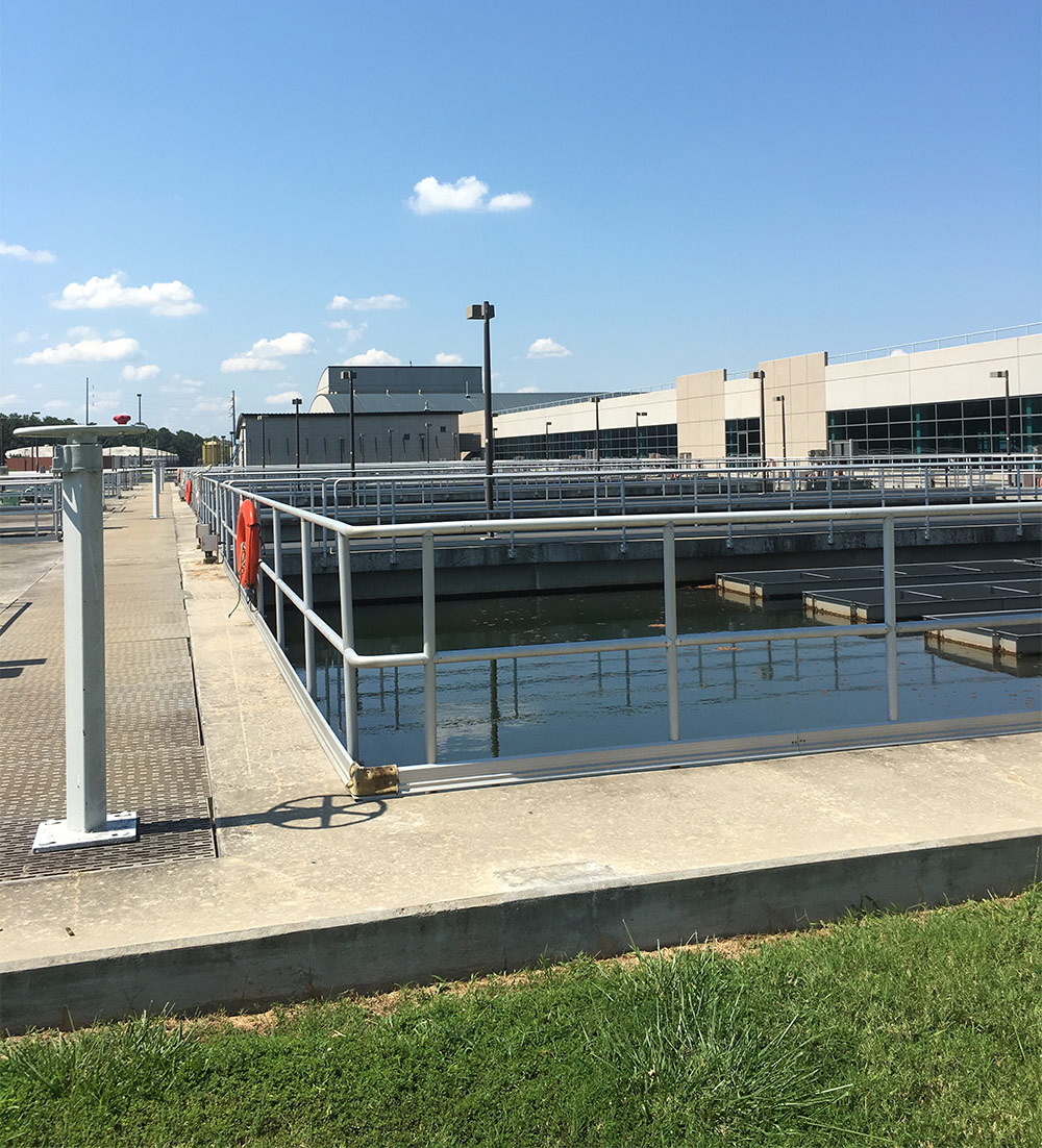 Candler Water Treatment Facility - image 1